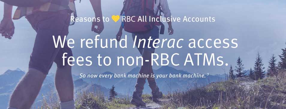 rbc chequing account how to open