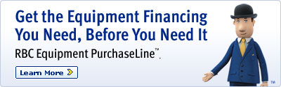 Get the Equipment Financing You Need, before You Need It
