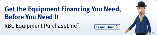 Get the Equipment Financing You Need, Before You Need It. Learn More >