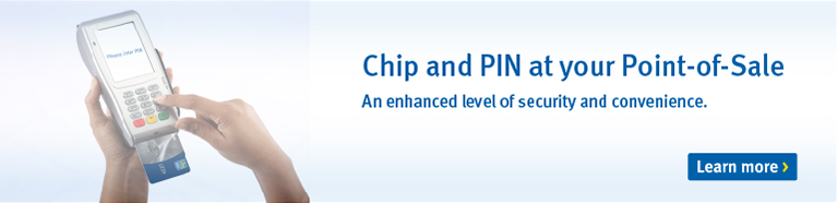 Introducing  Chip and PIN