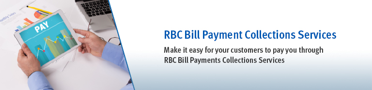 RBC Bill Payment Collections Services
