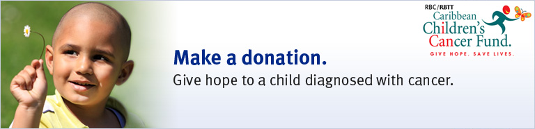 Make a donation. Give hope to a child diagnosed with cancer.