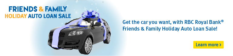 Holiday Auto Loan