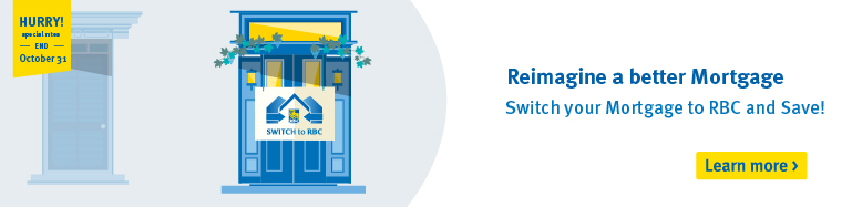 Switch and Save with RBC