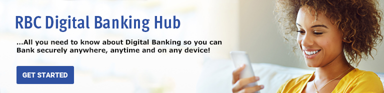 RBC Digital Banking Hub