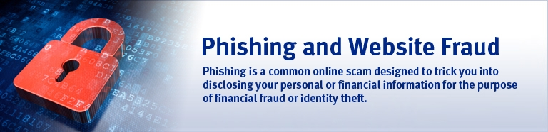 What you should know about Phishing and Online Identity Theft