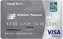 RBC Rewards Visa Platinum
