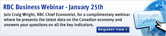 RBC Business Webinar - January 25th
