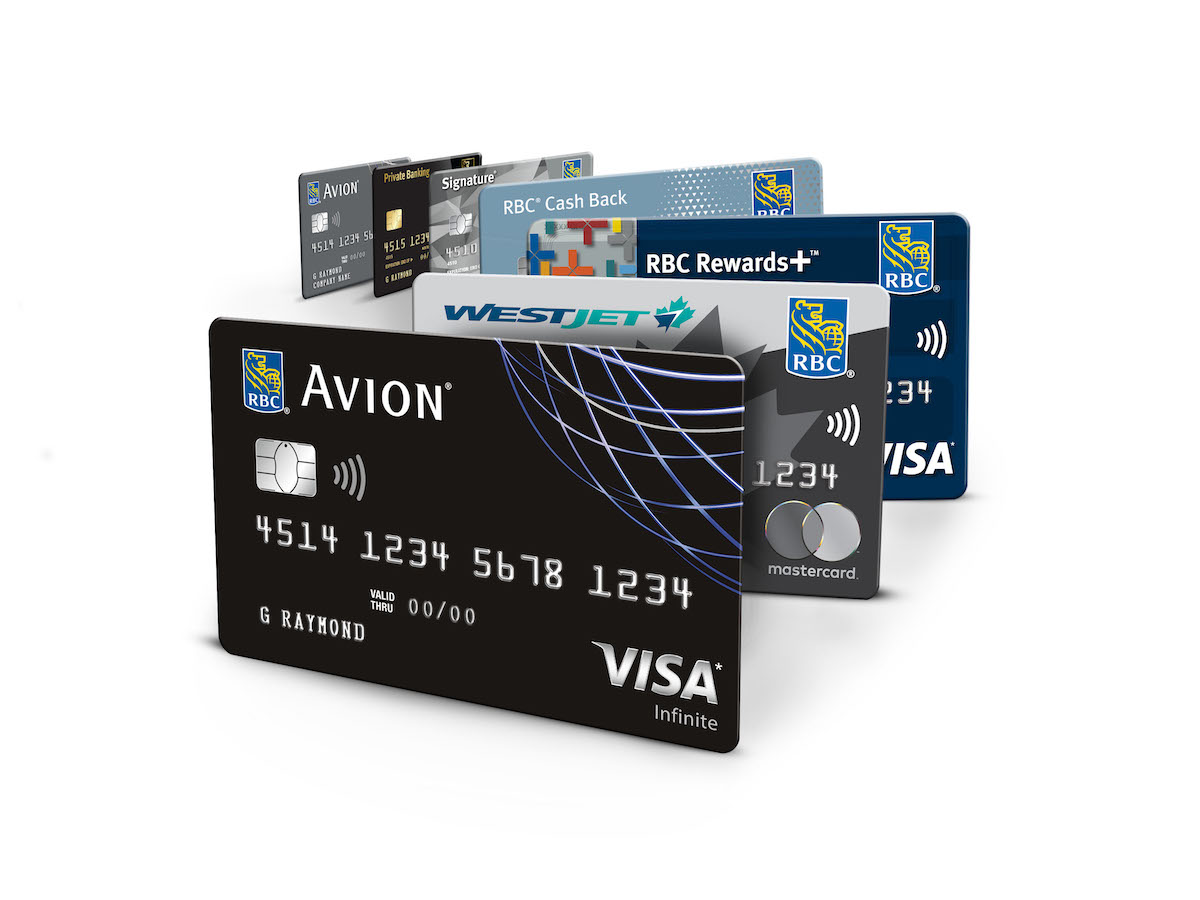credit card from