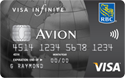 Visa Infinite Avion
