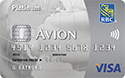 Visa Platinum Avion