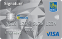 Signature<sup>&reg;</sup> RBC<sup>&reg;</sup> Rewards Visa<sup>&Dagger;</sup>
