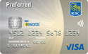 RBC Rewards<sup>&reg;</sup> Visa<sup>&Dagger;</sup> Preferred