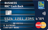 RBC Business Cash Back MasterCard