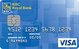 royal bank visa credit card application