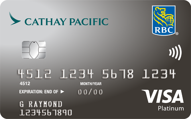 Cathay Pacific Visa Platinum