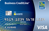 Visa CreditLine for Small Business