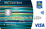RBC<sup>&reg;</sup> Visa<sup>&Dagger;</sup> Cash Back
