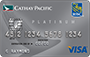 RBC<sup>&reg;</sup> Cathay Pacific Visa<sup>&Dagger;</sup> Platinum