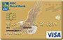RBC<sup>&reg;</sup> U.S. Dollar Visa<sup>&Dagger;</sup> Gold