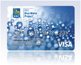 Blue Water Card