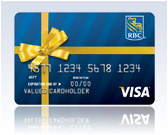 Bow Visa Gift Card