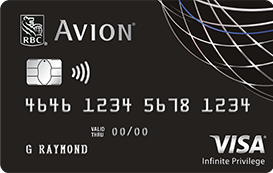 Rbc Avion Visa Infinite Privilege Rbc Royal Bank