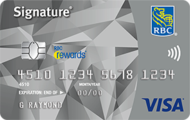 rbc rewards catalogue 2018 canada