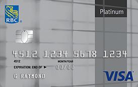 Student Loans With No Credit >> RBC Visa Platinum Credit Card - RBC Royal Bank