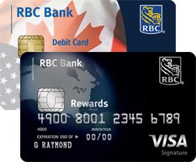 rbc royal bank visa card application
