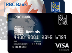 Save Money with a U S  Bank Account and Credit Card - RBC