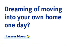 Dreaming of moving into your own home one day