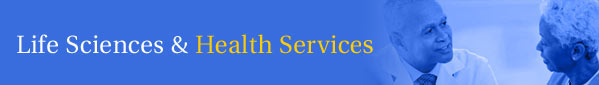 Life Sciences & Health Services