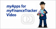 myApps for myFinanceTracker Video