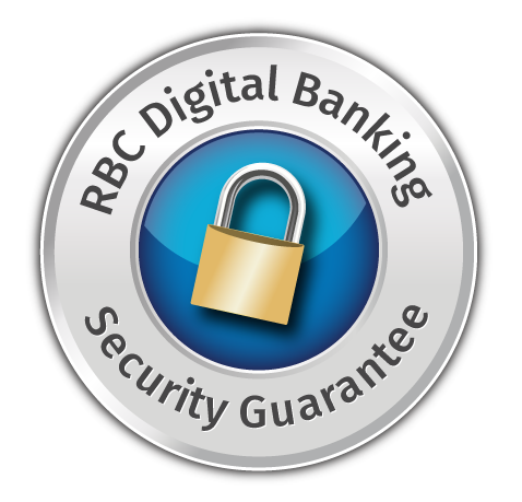 RBC Online Banking. Security Guarantee