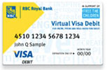 Free The Children Virtual Visa Debit