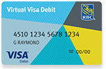 RBC Virtual Visa Debit