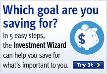 Which goal are you saving for?