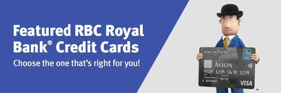 Feature Rbc Royal Bank Credit Cards Choose The One That S Right For You