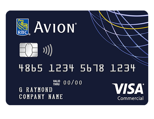 commercial avion visa card