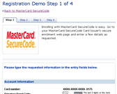 MasterCardSecureCode - RBC Royal Bank Credit Cards