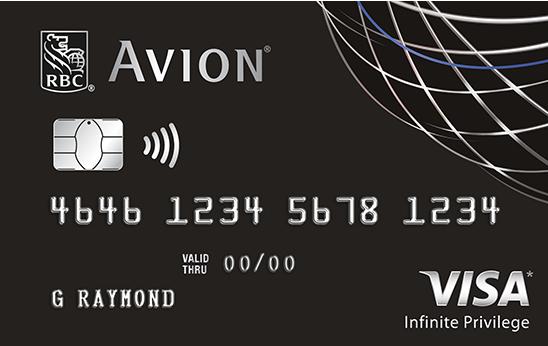 Carte Platinum Black Card.Enjoy Exclusive Travel Rewards With The Rbc Avion Visa Infinite Privilege Credit Card