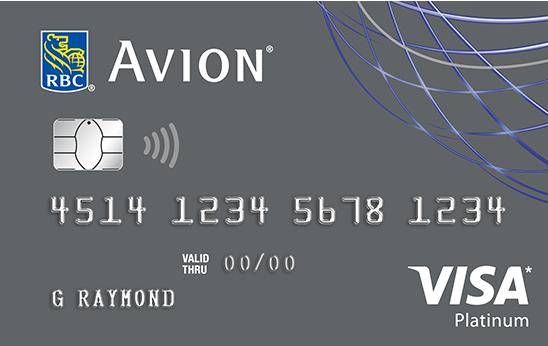 Earn Travel Rewards with the RBC Avion Visa Infinite Credit Card