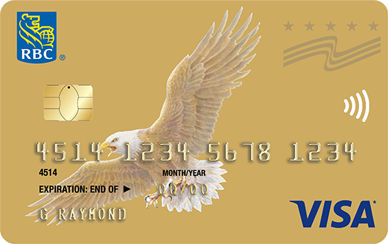 assurance carte gold visa RBC U.S. Dollar Visa Gold Credit Card   RBC Royal Bank