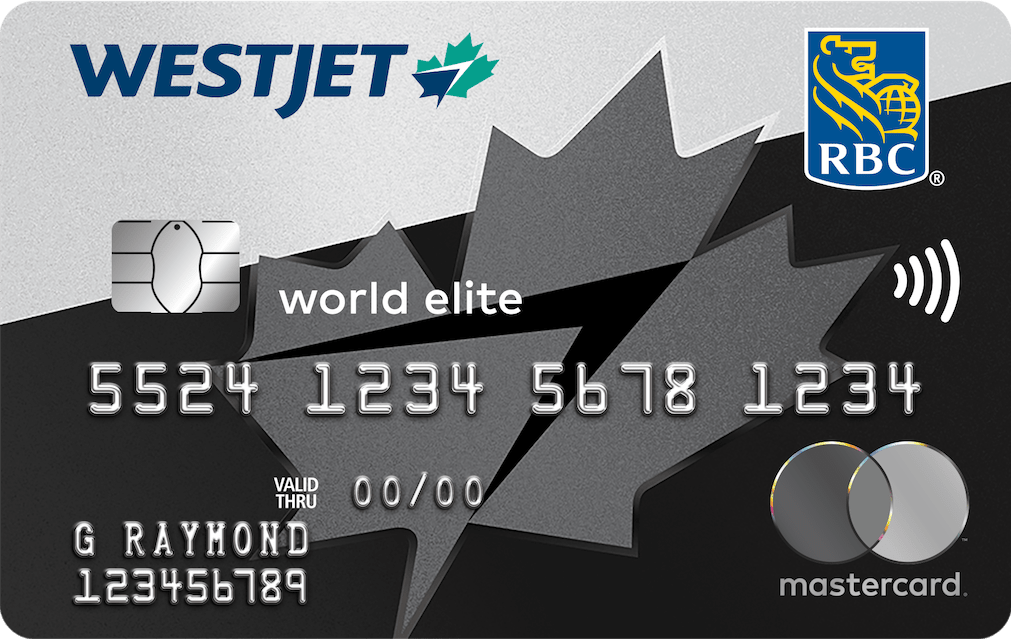 WestJet RBC World Elite Mastercard - RBC Royal Bank|