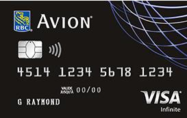 RBC Visa Infinite Avion