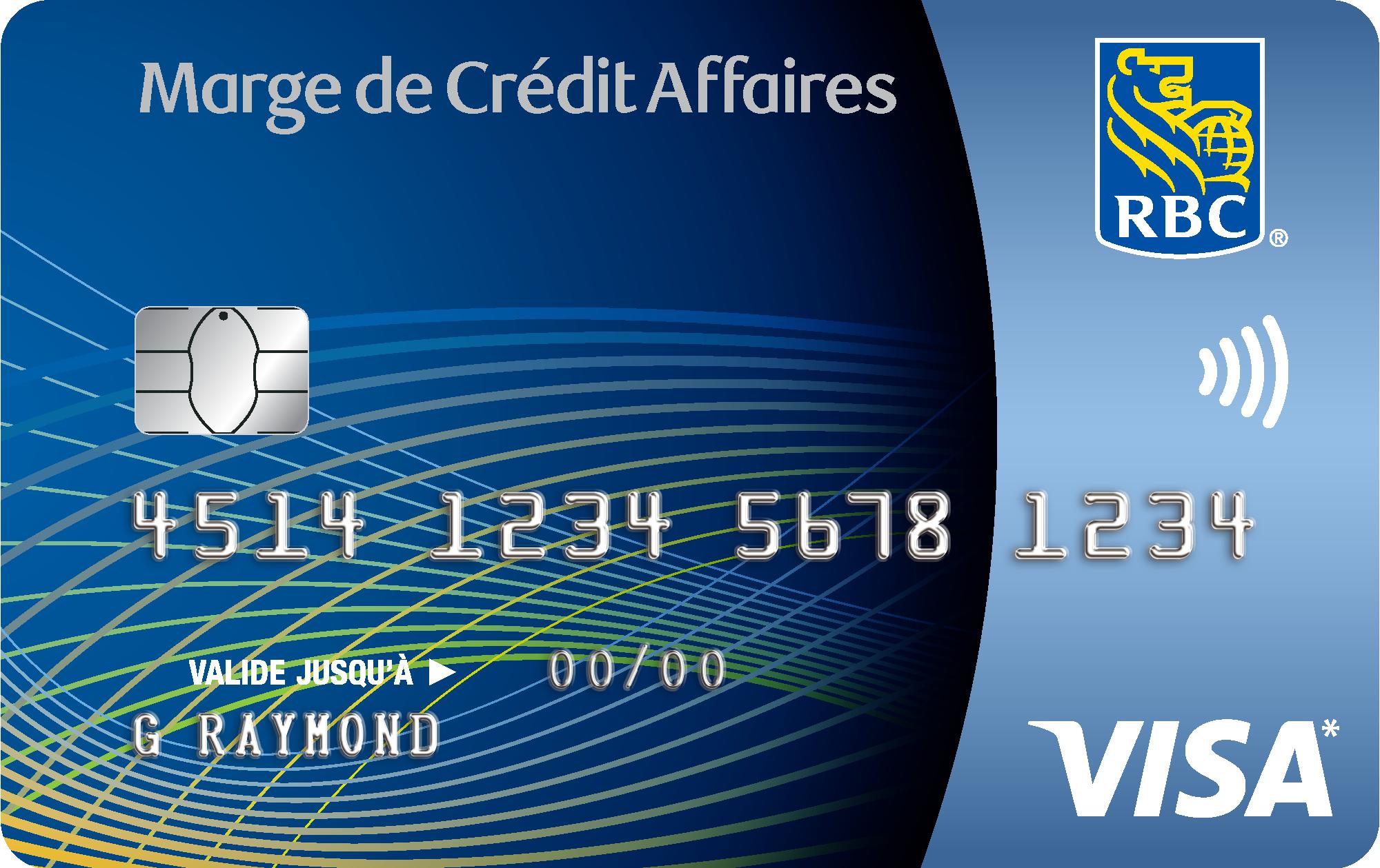 Marge De Credit Visa Pour La Petite Entreprise Rbc Banque Royale