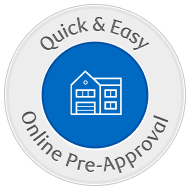 Quick and Easy Online Pre-approval