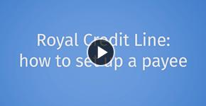 Managing Your Line of Credit (Royal Credit Line) - RBC Royal