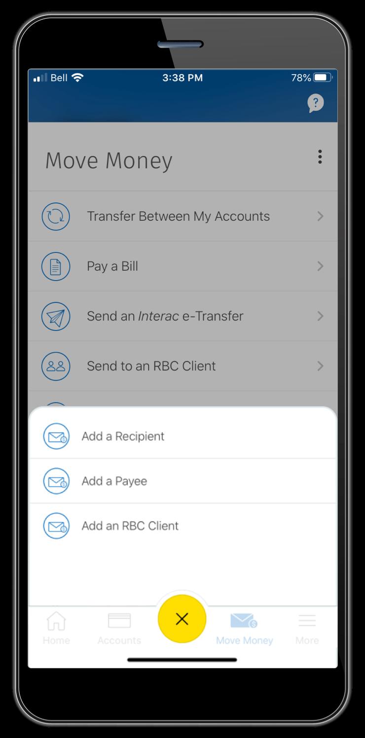 RBC Mobile App - RBC Royal Bank